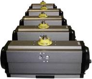 Aluminum Actuators
